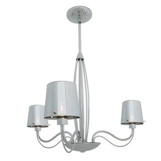 Access Lighting Milano 3-light Chandelier