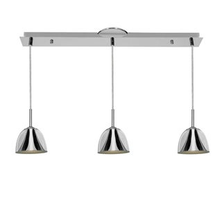 Access Lighting Metalico 3-light Bar Pendant