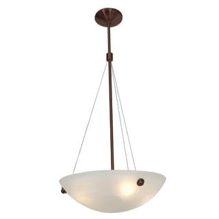 Access Lighting Noya 4-light Bronze Pendant