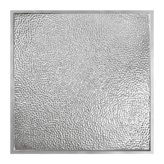 Great Lakes Tin Chicago Unfinished 2-foot x 2-foot Lay-In Ceiling Tile (Carton of 5)