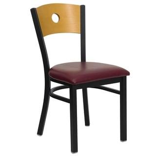 Hercules Series Circle Back Chair