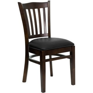 Hercules Series Walnut Finished Chair