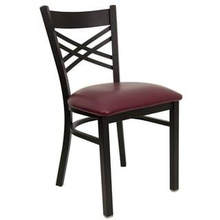 Hercules Series 'X' Back Restaurant Chair