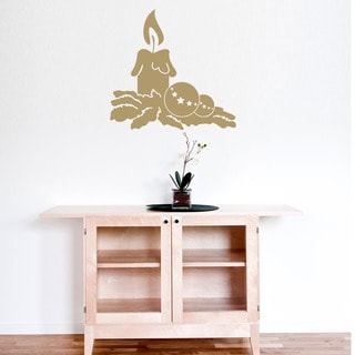 Reindeer Christmas Wall Decal