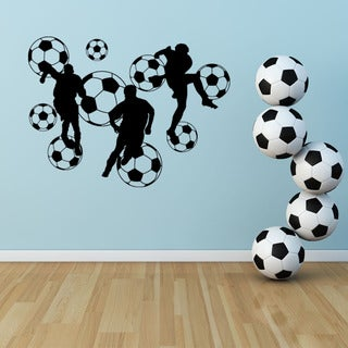 Soccer Ball Sport Wall Decal