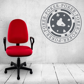 Poker II Sport Wall Decal