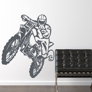 Motocross Sport Wall Decal