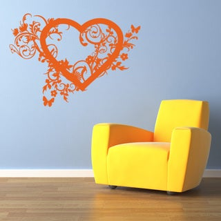 Spring Love Love Wall Decal