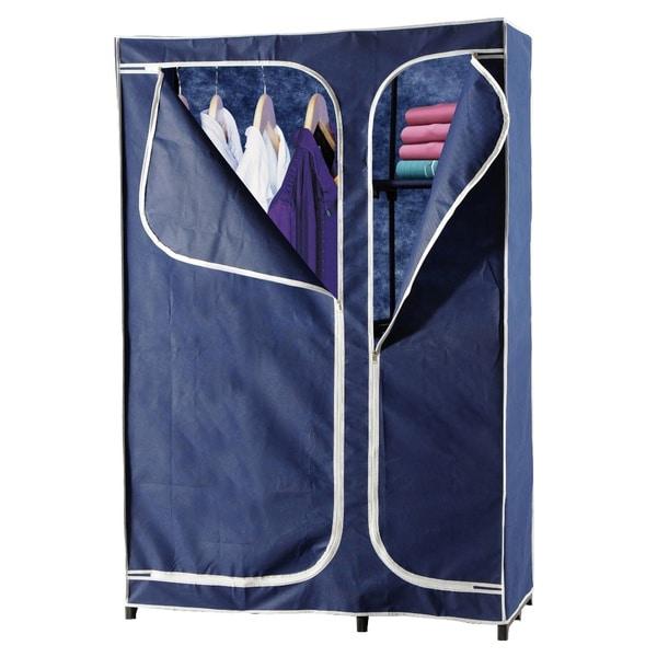 43 inch portable wardrobe closet - Portable Wardrobe Closet
