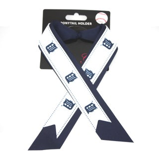 Detroit Tigers MLB Ladies Ponytail Holder with Ribbon