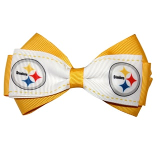 Pittsburgh Steelers NFL Officially Licensed Hair Bow Clip