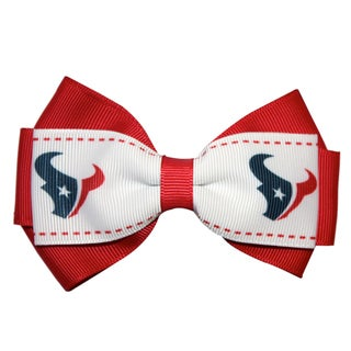 Houston Texans NFL Officially Licensed Hair Bow Clip