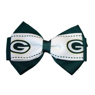 Green Bay Packers NFL Officially Licensed Hair Bow Clip