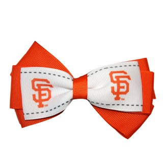 San Francisco Giants MLB Officially Licensed Hair Bow Clip