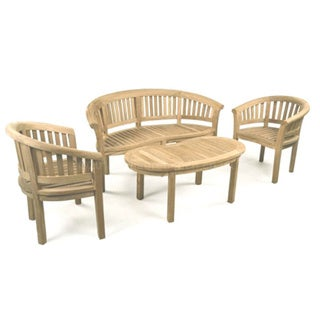D-Art Medium Wide Teak California Set (Indonesia)