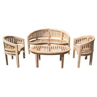 D-Art Super Wide Teak Island Set (Indonesia)