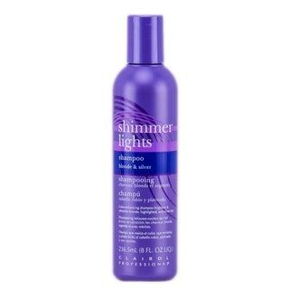 Clairol Professional Shimmer Lights 8-ounce Shampoo