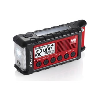 Midland ER310 Weather & Alert Radio