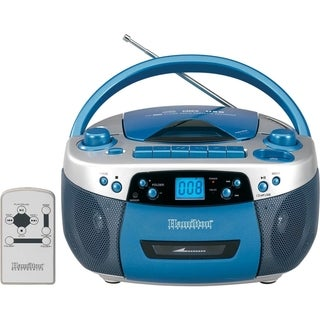 Hamilton Buhl USB, MP3, CD, Cassette and AM/FM Radio Boombox