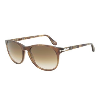 Persol PO3042S 979/51 Sunglasses in Tortoise Frame and Brown Gradient Lenses