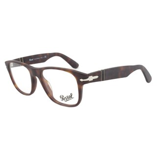 Persol PO3051V 9001 Eyeglasses Frame in Color Havana Antique Size 52