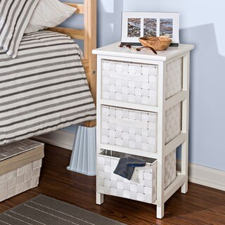 Honey-Can-Do 3-Drawer Storage Chest