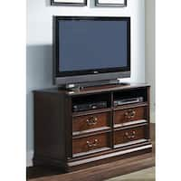 Brayton Manor Cherry Lateral File Cabinet