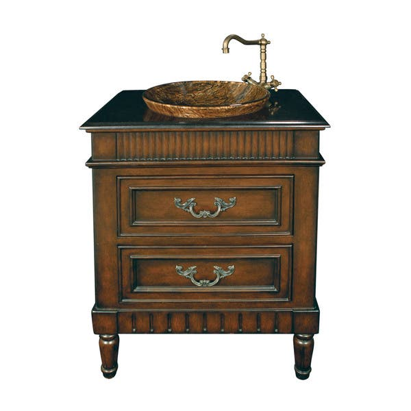 Yarmouth Sink Chest Vanity Free
