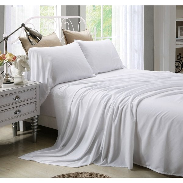 Honeymoon Extreme Soft 4 Piece Bed Sheet Set