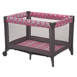 Cosco Funsport Playard in Posey Pop