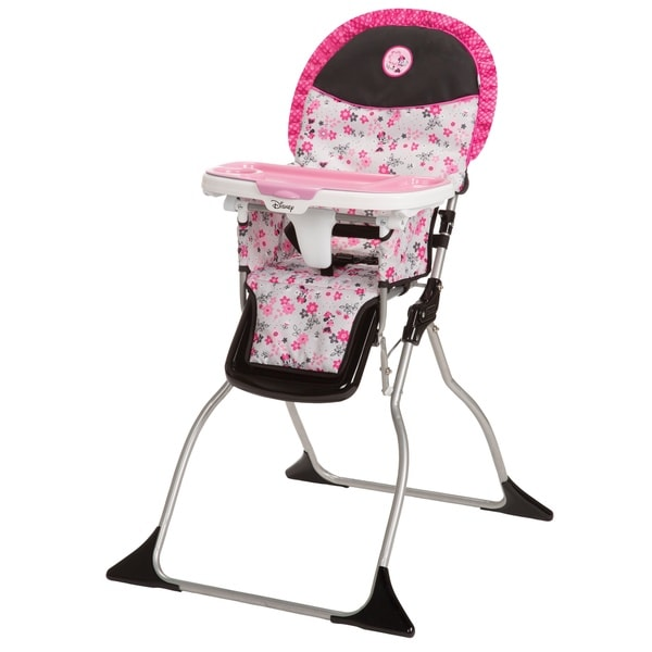 Disney Simple Fold Plus High Chair in Garden Delight Minnie 16473335