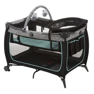Safety 1st Safe Stages Playard in Black Ice