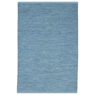 Indian Cancun Blue Rug (8' x 10')