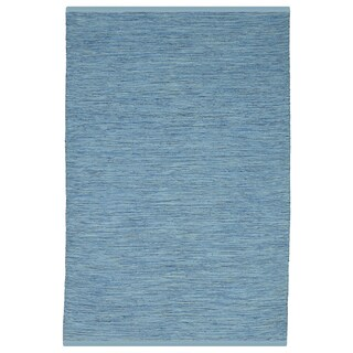 Indian Cancun Blue Rug (8' x 10')