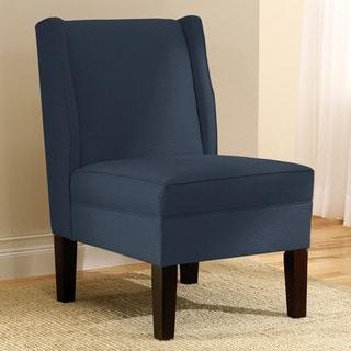 Skyline Peacock Swoop Arm Chair 14756747 Overstock Com