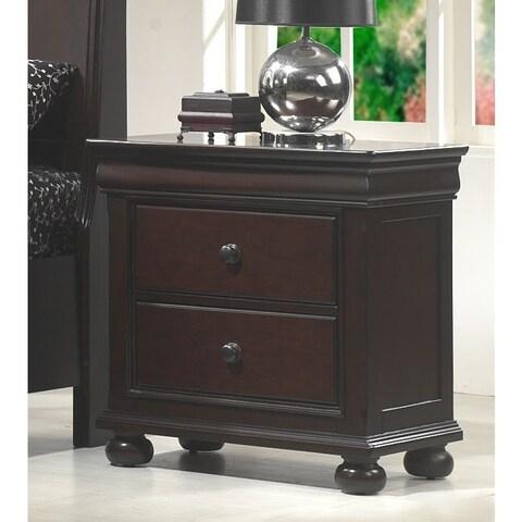 Hampton Court 2-drawer Nightstand by Greyson Living