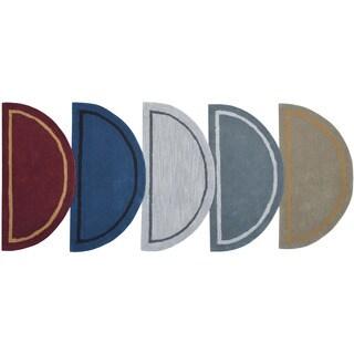 Durable Henley Wool Rug (3'8 x 2'10)
