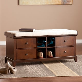 Harper Blvd Hugh Shoe Storage Bench