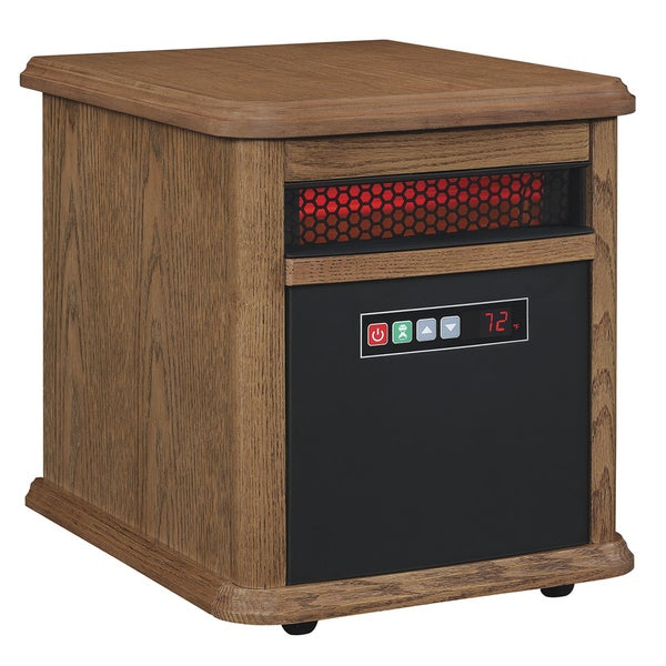 Shop Duraflame 9hm9126 O142 Oak Portable Electric Infrared