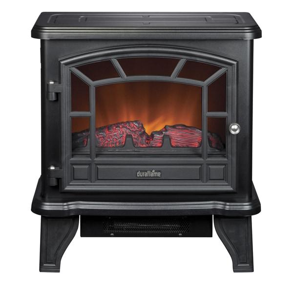 Duraflame Dfs 550 21 Blk Black Maxwell Electric Stove With