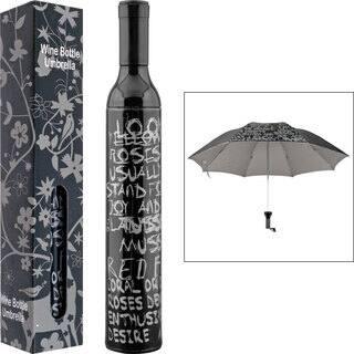 Trademark Home Wine Bottle Umbrella https://ak1.ostkcdn.com/images/products/10676769/P17740818.jpg?impolicy=medium