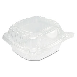 Dart ClearSeal Hinged Clear Containers (Pack of 500)