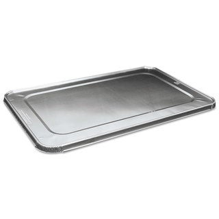 Boardwalk Full Size Steam Table Pan Lid For Deep Pans (Pack of 50)