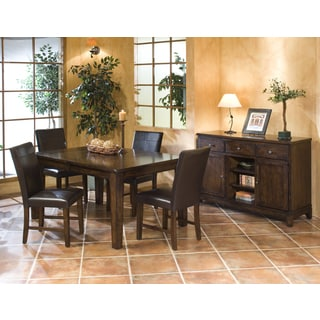 Kona 5-piece Wood Dining Set