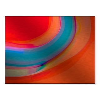 Gallery Direct Hahaha Print by Christine Wilkinson on Mounted Metal Wall Art
