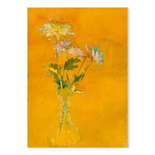 Gallery Direct Bouquet Study II Print by Tatara on Birchwood Wall Art