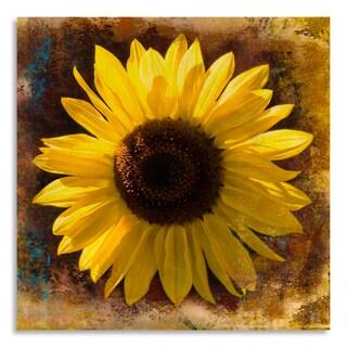 Gallery Direct Sia Aryai 'Sunflower Yellow' Birchwood