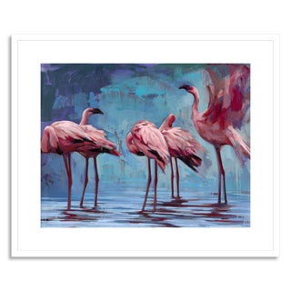 Gallery Direct Norman, Polly 'Stargazers' Framed Paper Art