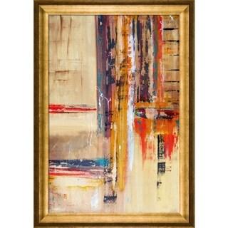 Elwira Pioro 'Hidden Spirit' Framed Fine Art Print