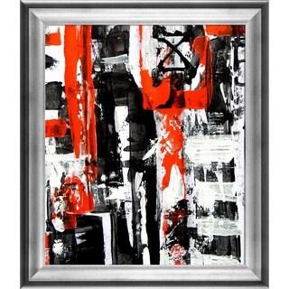 Elwira Pioro 'Untitled' Framed Fine Art Print